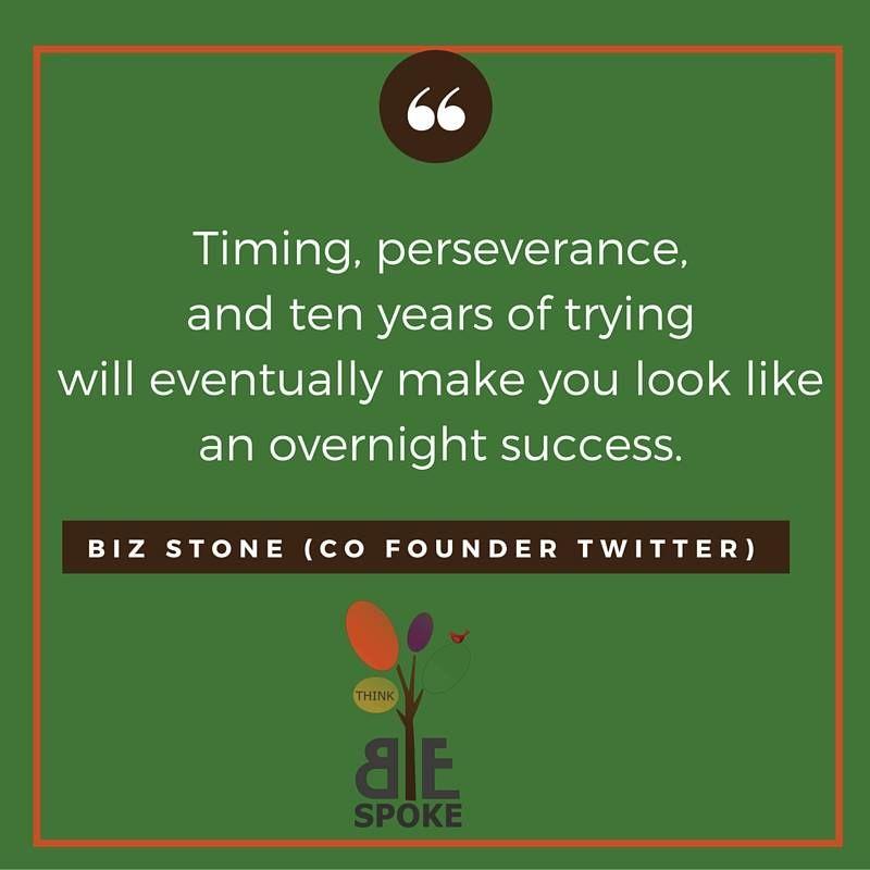 10 years overnight success