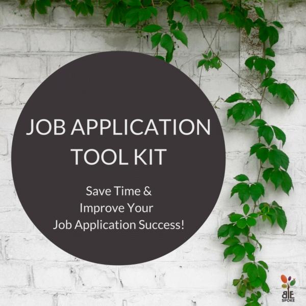 Job Application template