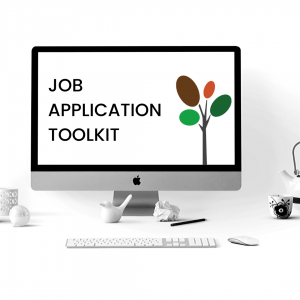 Job application toolkit