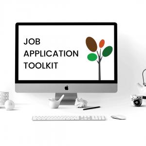 Job application toolkit