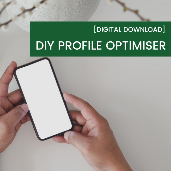 DIY LinkedIn Profile Optimiser