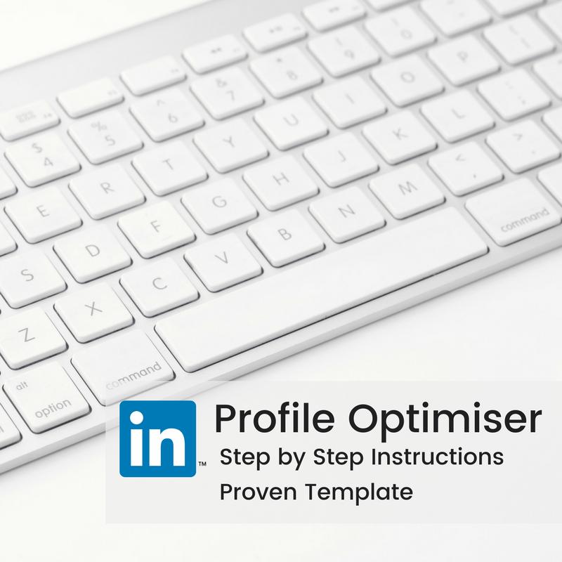 LinkedIn Profile optimiser