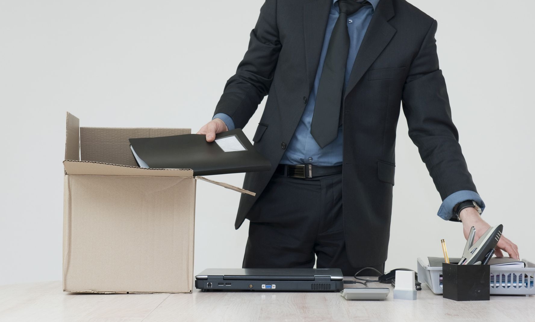 How to tell people you've been made redundant