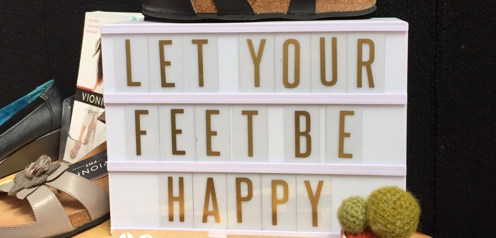 The Happy Shoe & Scrubs Shop #happyfeet