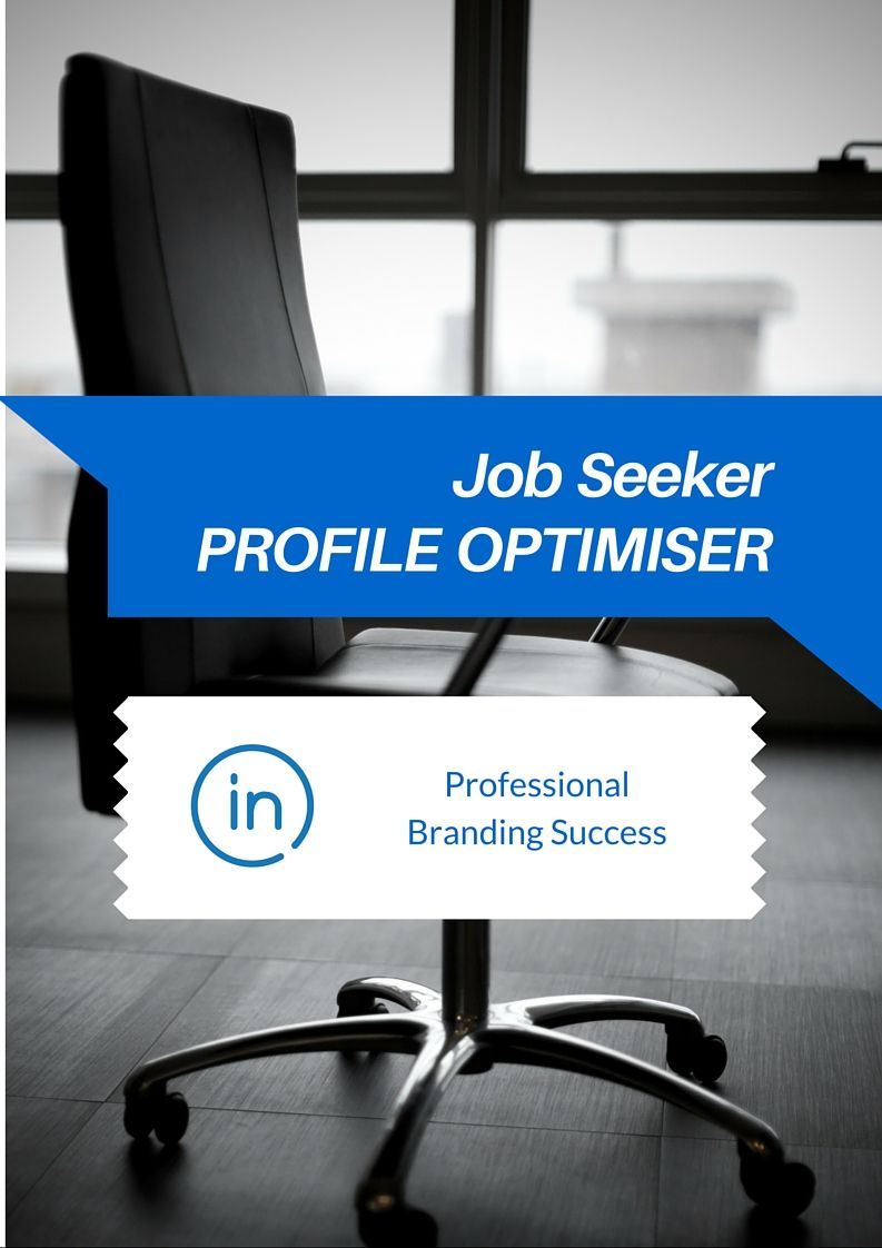 Job Seeker Profile Optimiser-3