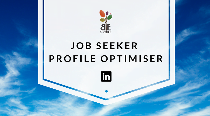 job-seeker-profile-optimiser
