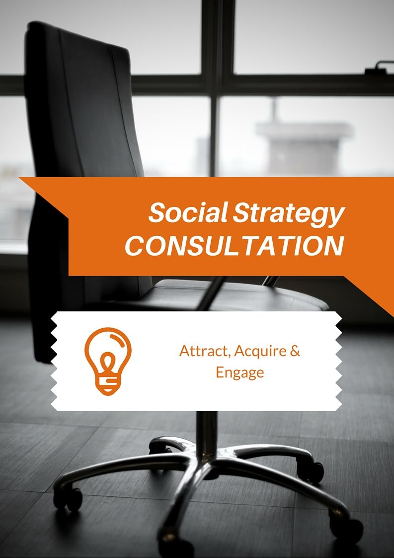 Social Strategy Consultation