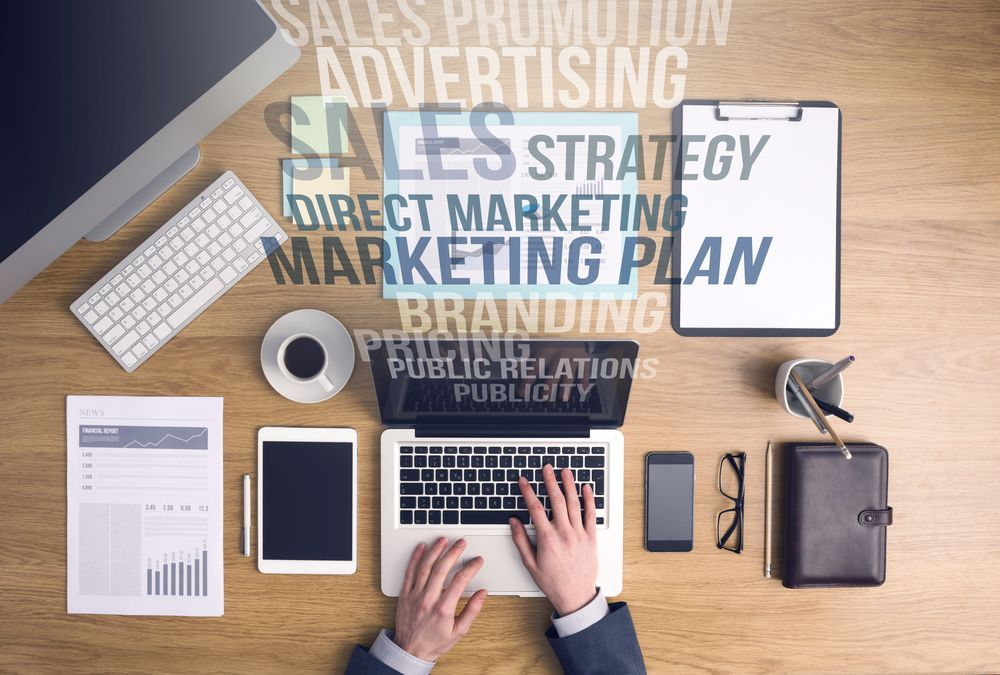 Marketing and business concepts