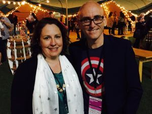 Meeting Darren Rowse, and introvert, podcaster, a