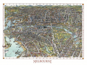 The Melbourne Map