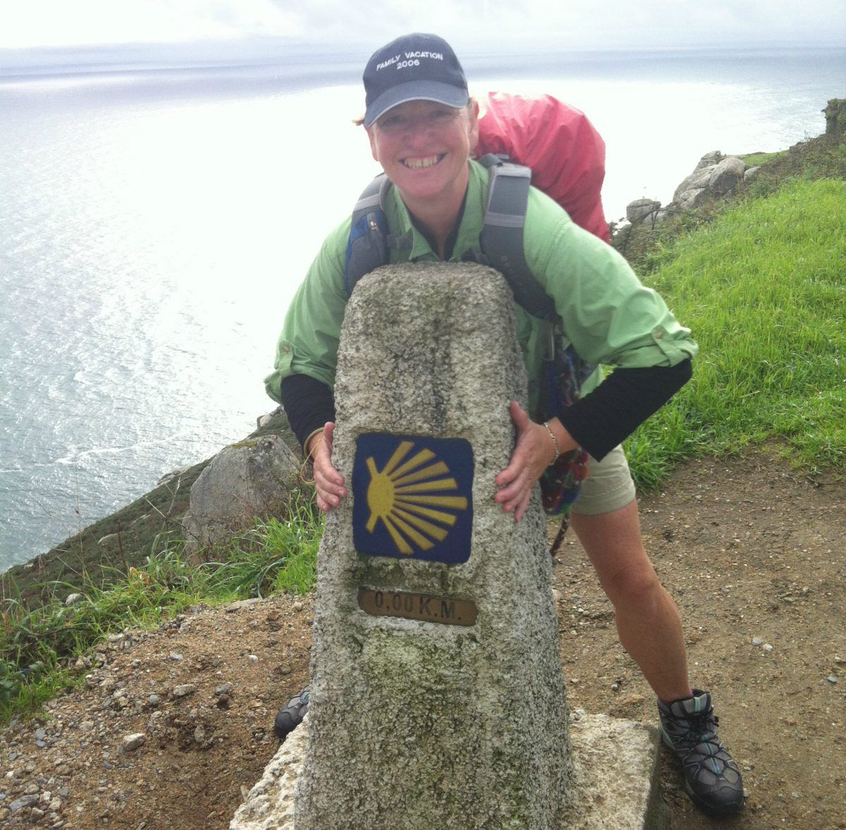 Glenyce Johnson – Wandering the World Co-Founder on the French Camino