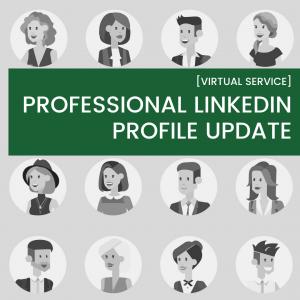 Professional LinkedIn Profile Update, Think Bespoke
