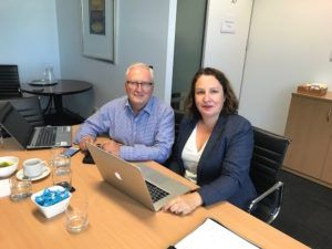 Graham Jenkins and Karen Hollenbach, LinkedIn Articles , Sydney
