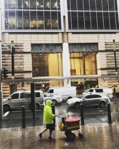 February rain in Sydney