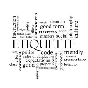 How LinkedIn Etiquette applies to content marketing