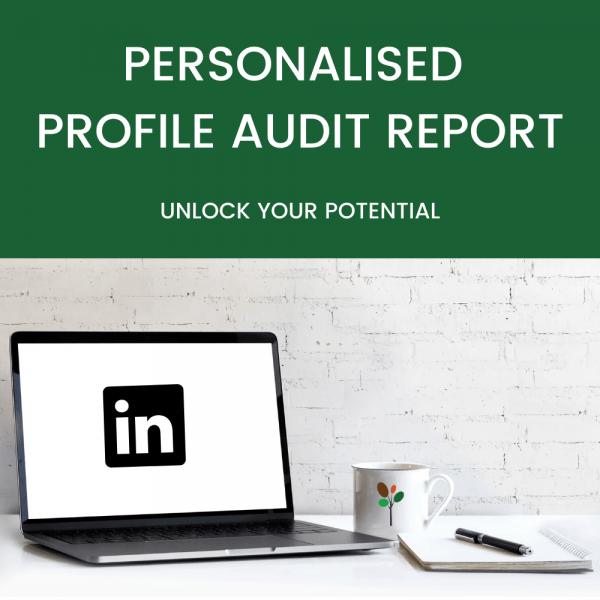 LinkedIn Profile Audit report
