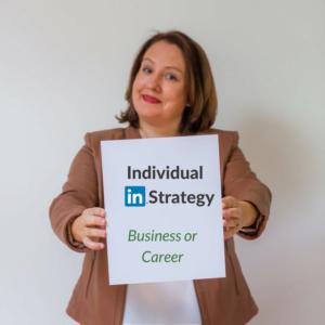 individual linkedin strategy australia