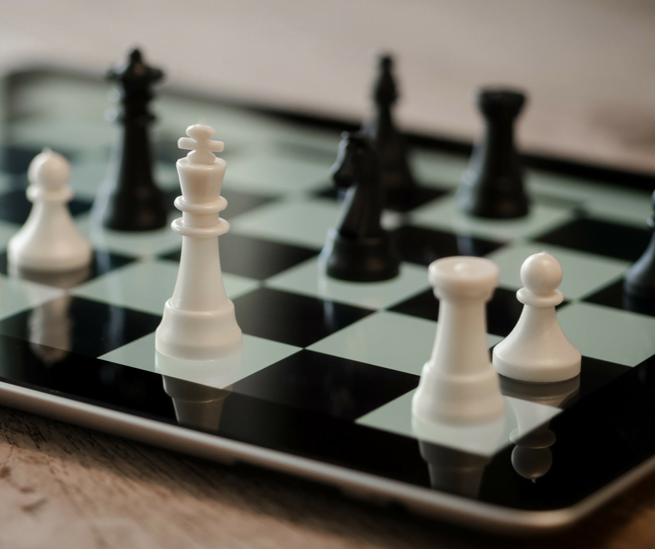 content marketing strategy chess