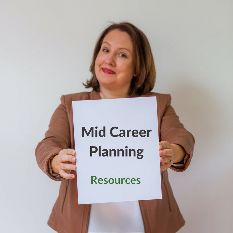 mid career planning resources