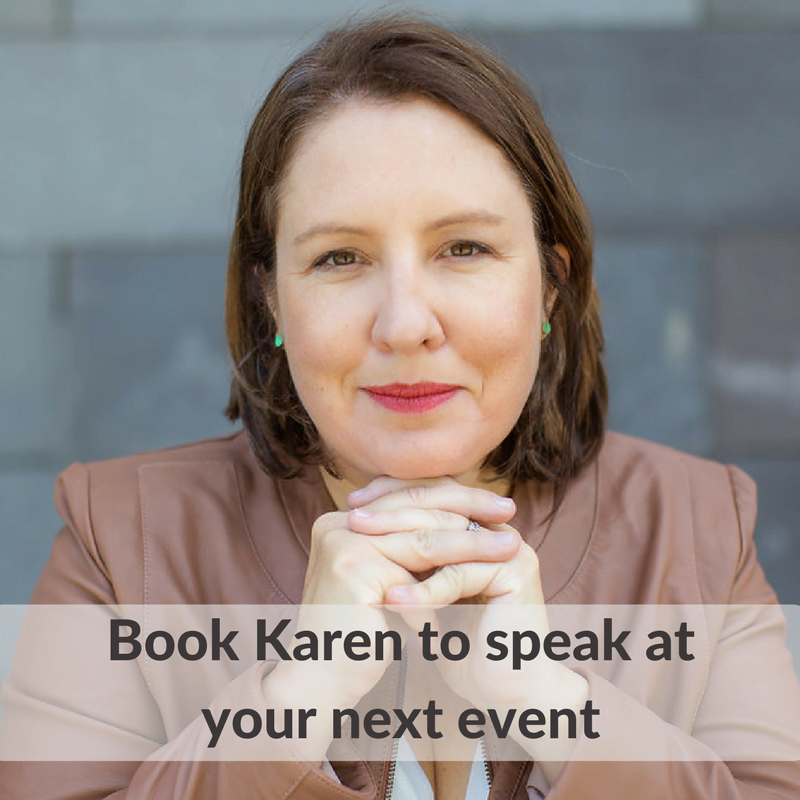 Book Karen to speak at your next event (1)