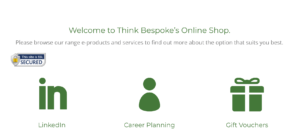 think bespoke online shop