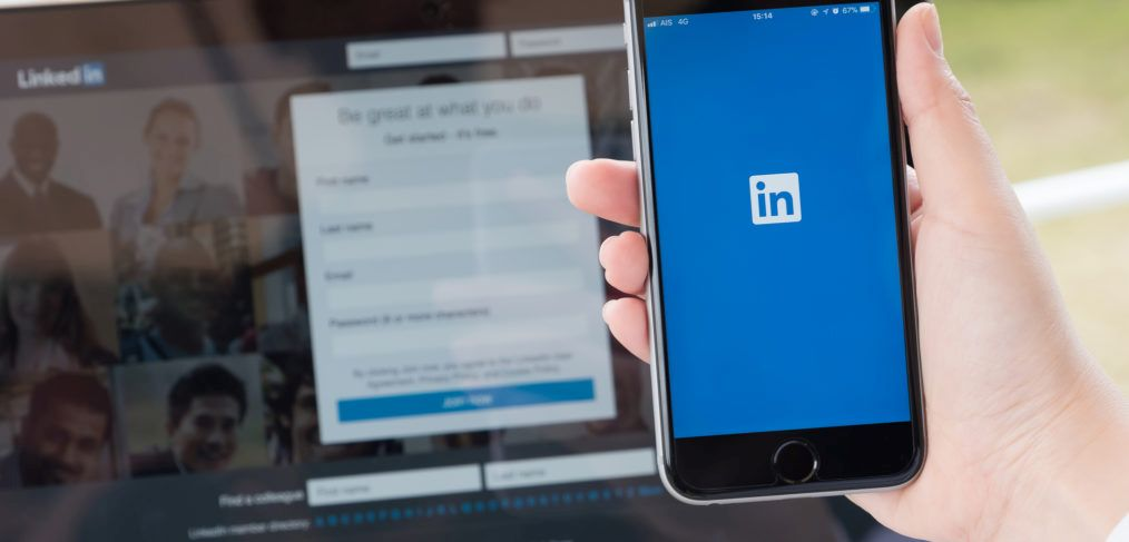 how to brand you and your business on linkedin