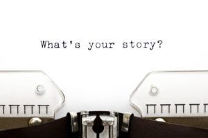 Tell your story via your LinkedIn Profile