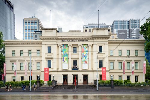 Melbourne Immigration Museum