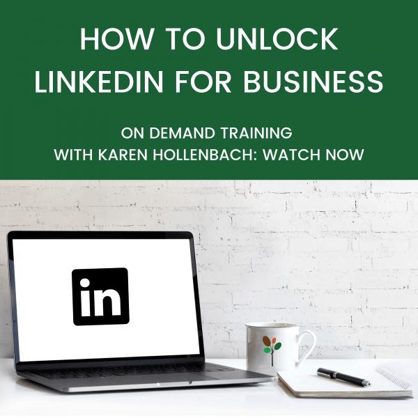 How to unlock linkedin for business, australia, melbourne