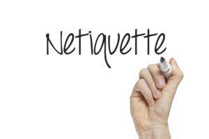 linkedin profile etiquette