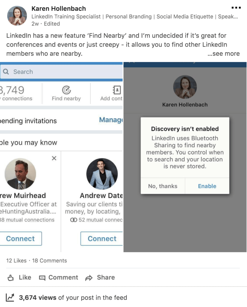How to network more effectively on LinkedIn