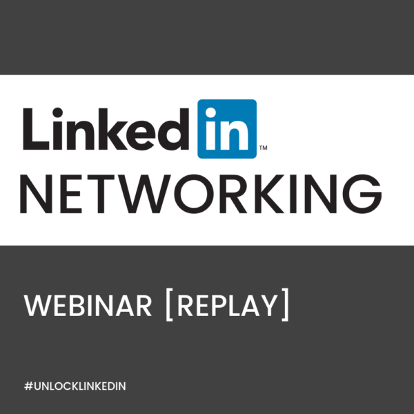 HOW TO NETWORK ON LINKEDIN