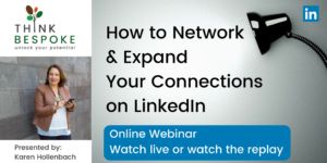 How to Network & Expand Your Connections on LinkedIn 2018 Small Business Festival