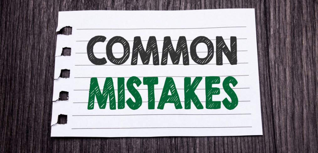 common mistakes made on linkedin