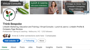 4 best practice tips for linkedin company pages