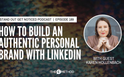 Podcast Interview: How To Build An Authentic Personal Brand With LinkedIn