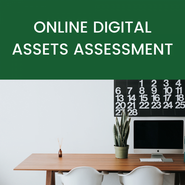 Online Digital Assets Assessment