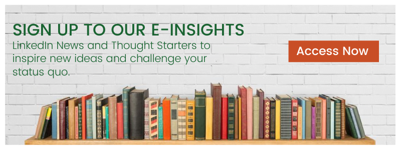 Sign up to our e-Insights