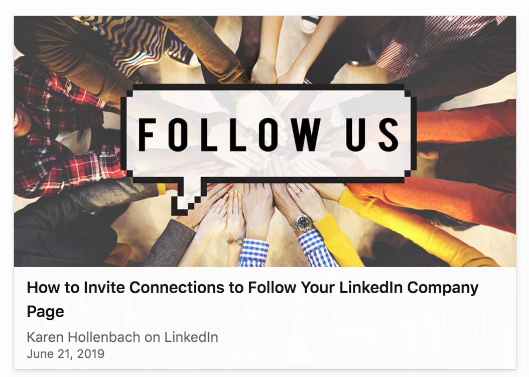 A Thought Leader's Guide on Publishing Articles on LinkedIn
