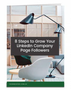 8 Steps Company Page Follower Guide