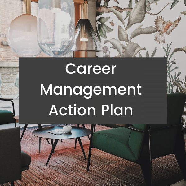 Career Management Action plan Think Bespoke