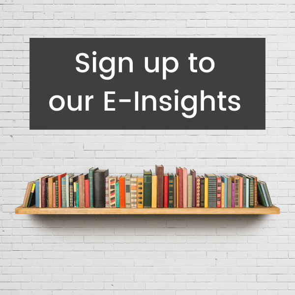 Think Bespoke E-Insights