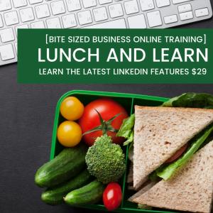 Lunch & Learn, Think Bespoke